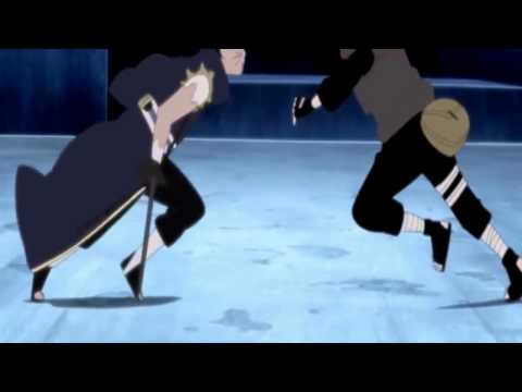 Kakashi Vs Obito   Full Fight   English Sub HD ^^