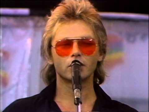 The Cars - Drive (Live Aid 1985)