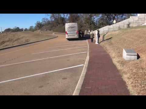 Guided Bus Tour of Vicksburg National Military Park
