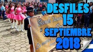 Complejo Educativo Católico San Francisco, Ataco, Ahuachapán 15 de septiembre 2018 El Salvador