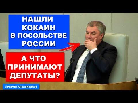 Что принимают депутаты Госдумы перед принятием антинародных законов?   Pravda GlazaRezhet