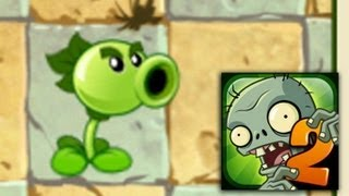 Plants vs Zombies 2 - Repeater Super Attack [Review]