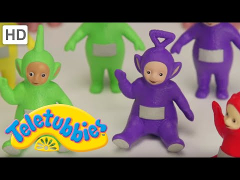 Teletubbies Toy Unboxing - Play Figures and New Special Playsets! #Sponsored