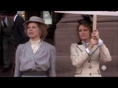 Murdoch Mysteries Season 8  The Suffrage Movement