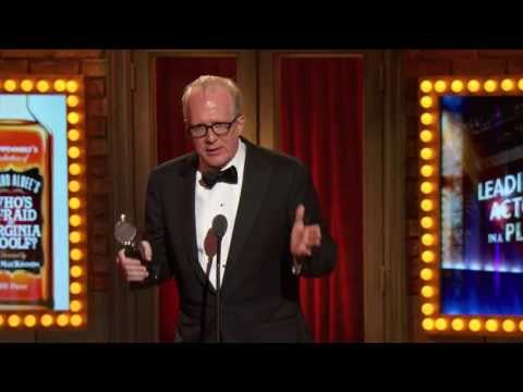 Acceptance Speech: Tracy Letts 2013