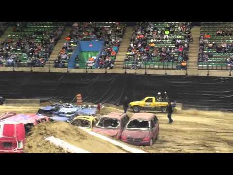 Tough Trucks at the Wicomico Civic Center Salisbury,MD 2015