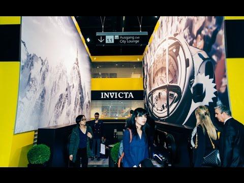 Invicta Watch Group - Aftermovie BaselWorld 2017