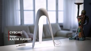 CYBORG design Karim Rashid 2015