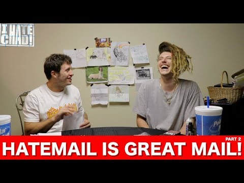 Download Youtube: Reacting To Chad's HATEMAIL With Chad AGAIN!