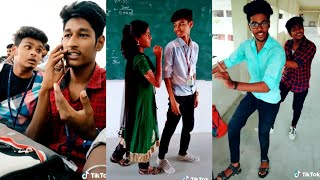 Tamil College Girls and Boys Fun Tamil Dubsmash Videos   Part #11