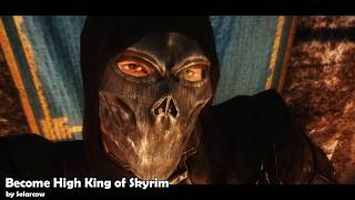 Skyrim Mods 90 - CONAN Hyborian Age, Become High King, Hanali Lunari