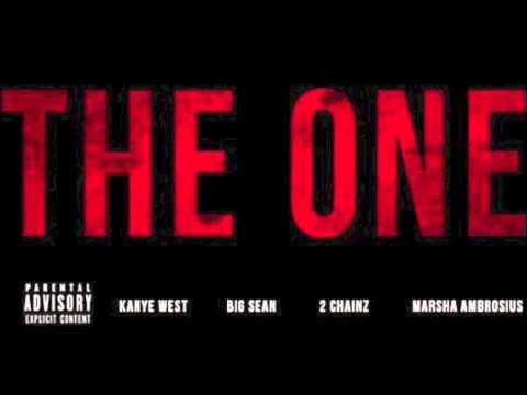 The One by Kanye West Feat. Big Sean , 2 Chainz , and Marsha Ambrosius