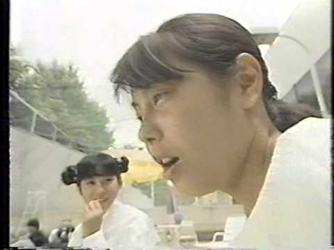 西村知美、芳本美代子、佐藤恵美   田舎の自慢話(1987)