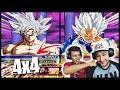 TEAM Goku VS TEAM Vegeta!! (MULTIPLAY) 4x4 Dragon Ball Z Budokai Tenkaichi 3