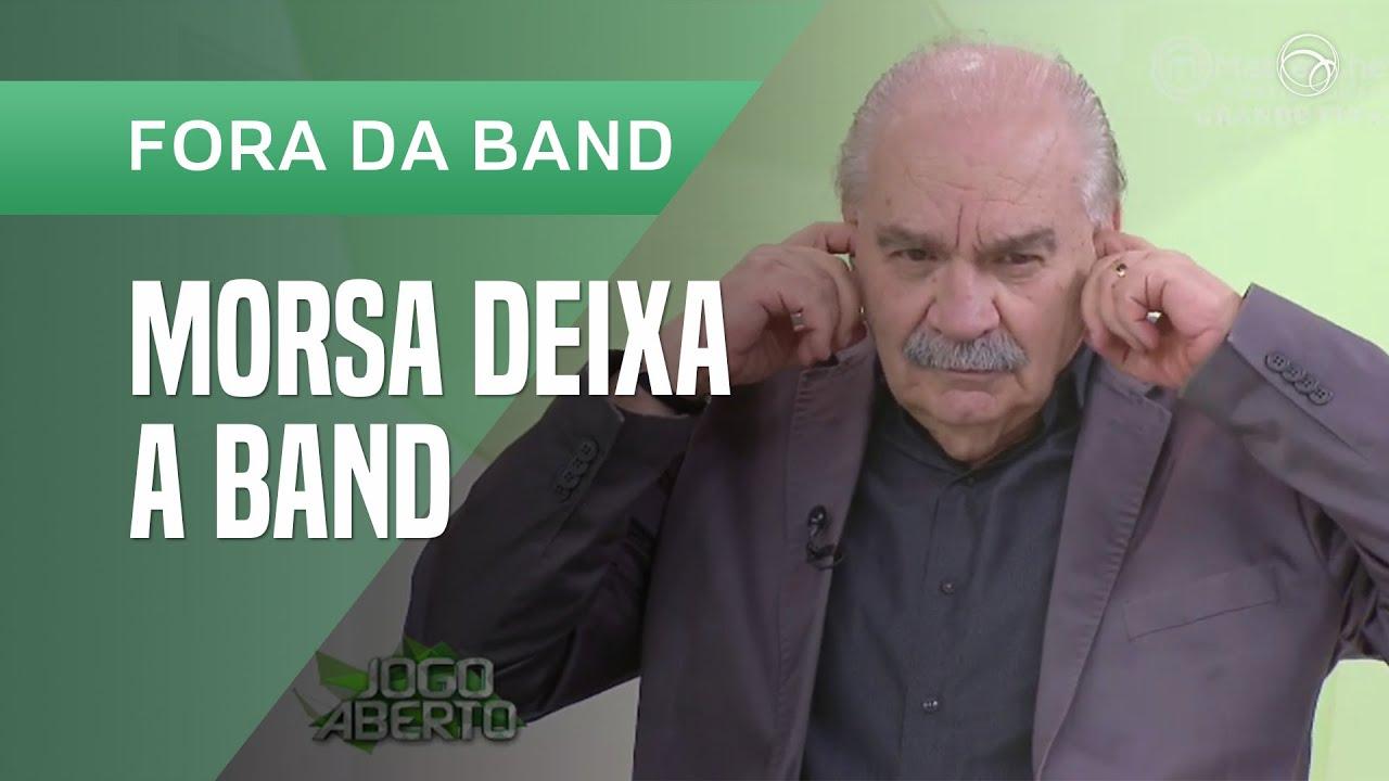 Paulo Roberto Martins O Morsa Deixa Jogo Aberto E Band Apos Seis Anos Youtube
