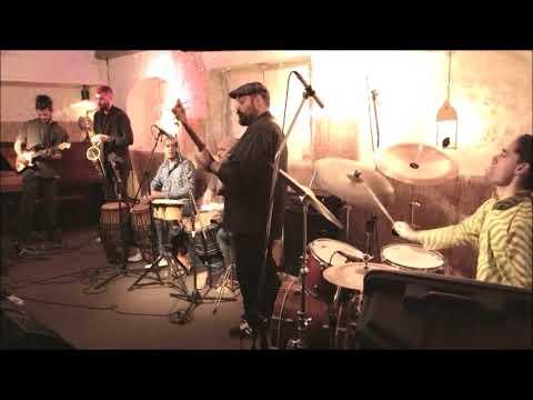 FRoOTs SaLaD & Richard Ọlátúndé Baker live @ Afrikana Jazz Bar - Silent Force