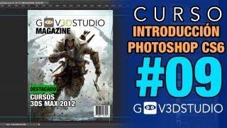 Photoshop CS6 Introductorio -09- Reglas y movimiento con precisión