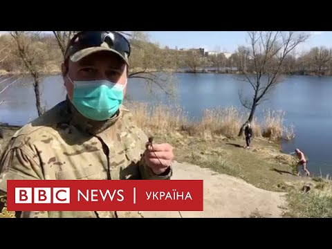 Карантин: як патрулюють місто Буча через коронавірус