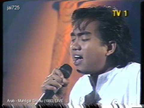 Arab - Mahligai Syahdu (1993) LIVE