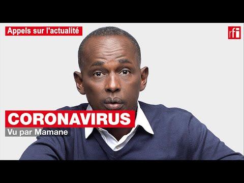 Coronavirus - Mamane: