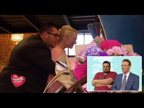 Traumfrau gesucht: Dennis spielt mit seinem Date