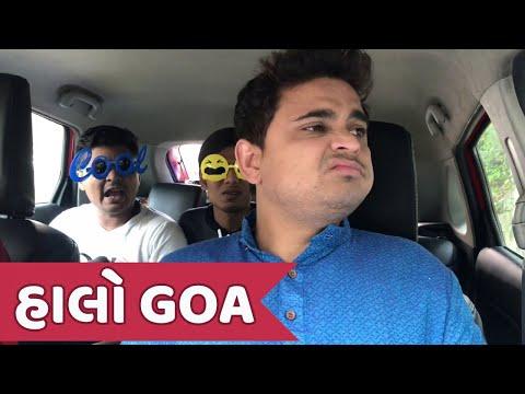 Jigli & Khajur - Khajur In Goa - Jigli Khajur Gujarati Comedy
