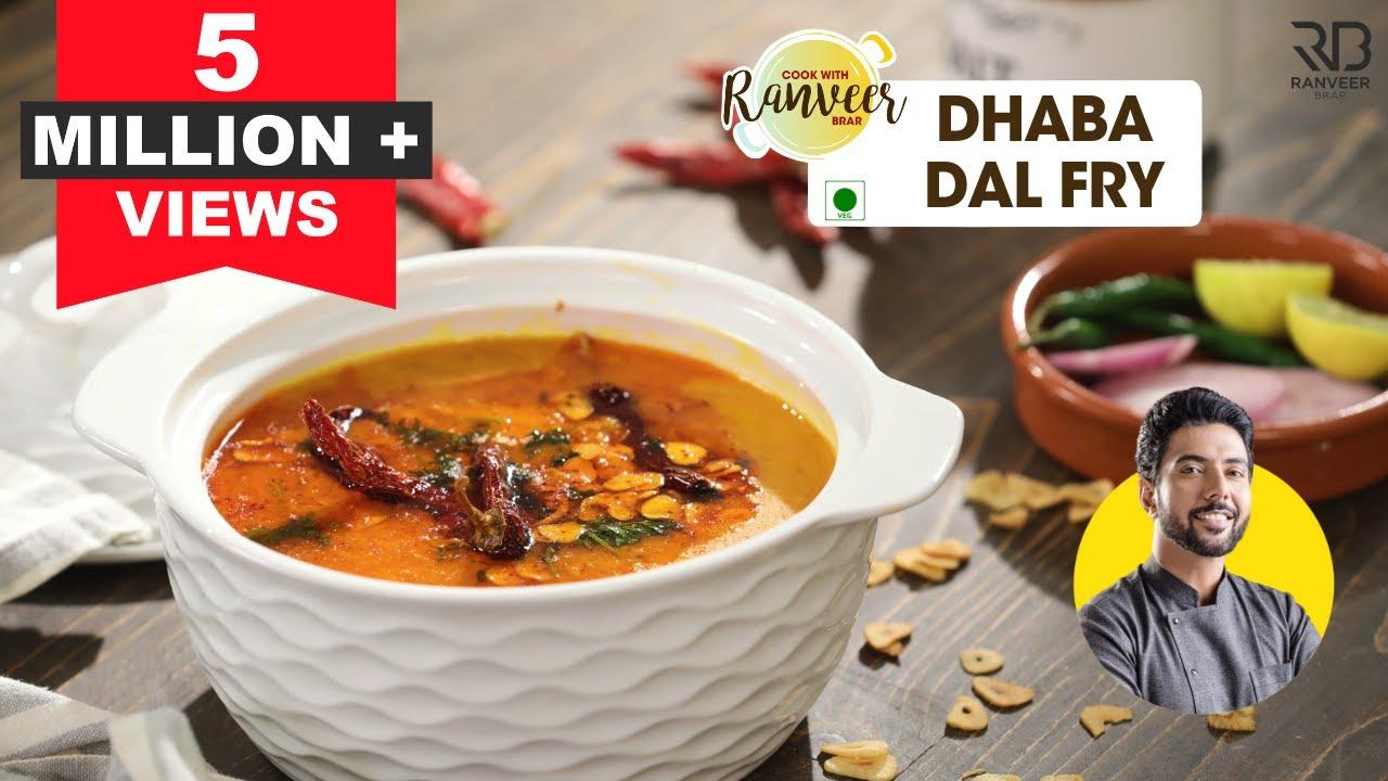 Download Dhaba Style Dal Fry | दाल फ्राई | Easy Dal Fry recipe | Chef Ranveer Brar