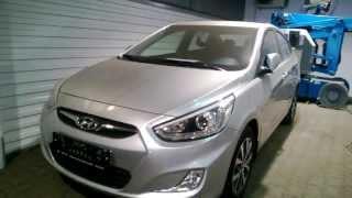 Мой новый Hyundai Solaris 2013 рестайлинг смотреть