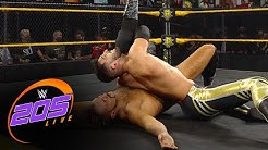 August Grey vs Ariya Daivari 205 Live Nov 27 2020