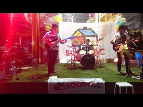 Amper en vivo en sódimac 06/11/2015