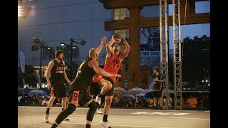 Novi Sad Al Wahda – Day 1 Recap – FIBA 3×3 World Tour Utsunomiya Masters 2017