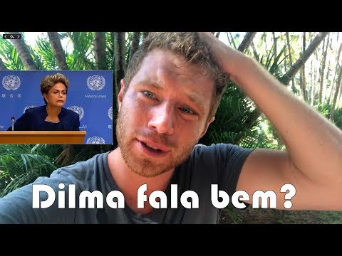 Analisando o Inglês da Dilma  Tim Explica