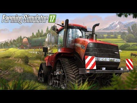 Farming Simulator 17 - Broad Acres Australian Map - #1