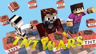 TNT Wars ! Тнт войны , кидай динамит и убивай! Сервер мини игр.