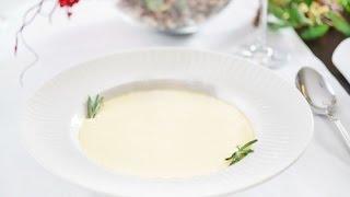 Суп-пюре из кабачков - Вкуснейший рецепт супа / Creamy Zucchini Soup Recipe