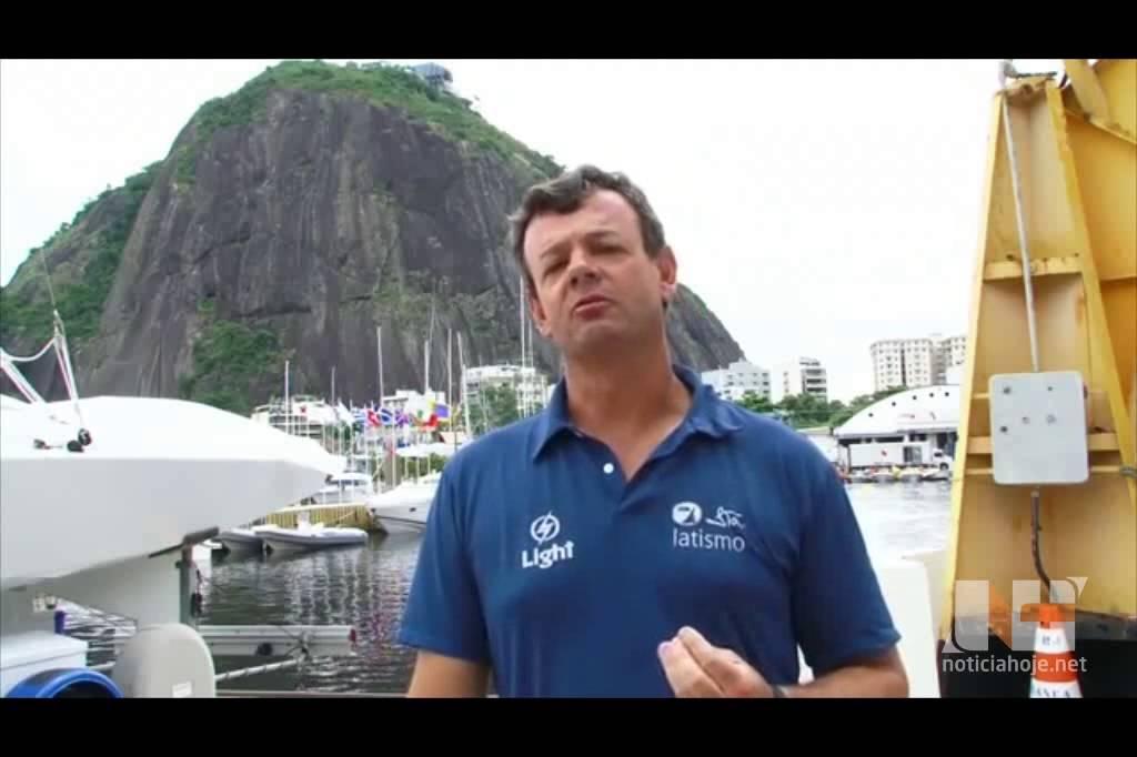 Lars Grael é o palestrante do...