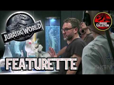 Jurassic World | Blu ray Exclusive Featurette | Behind the Scenes | Chris Pratt