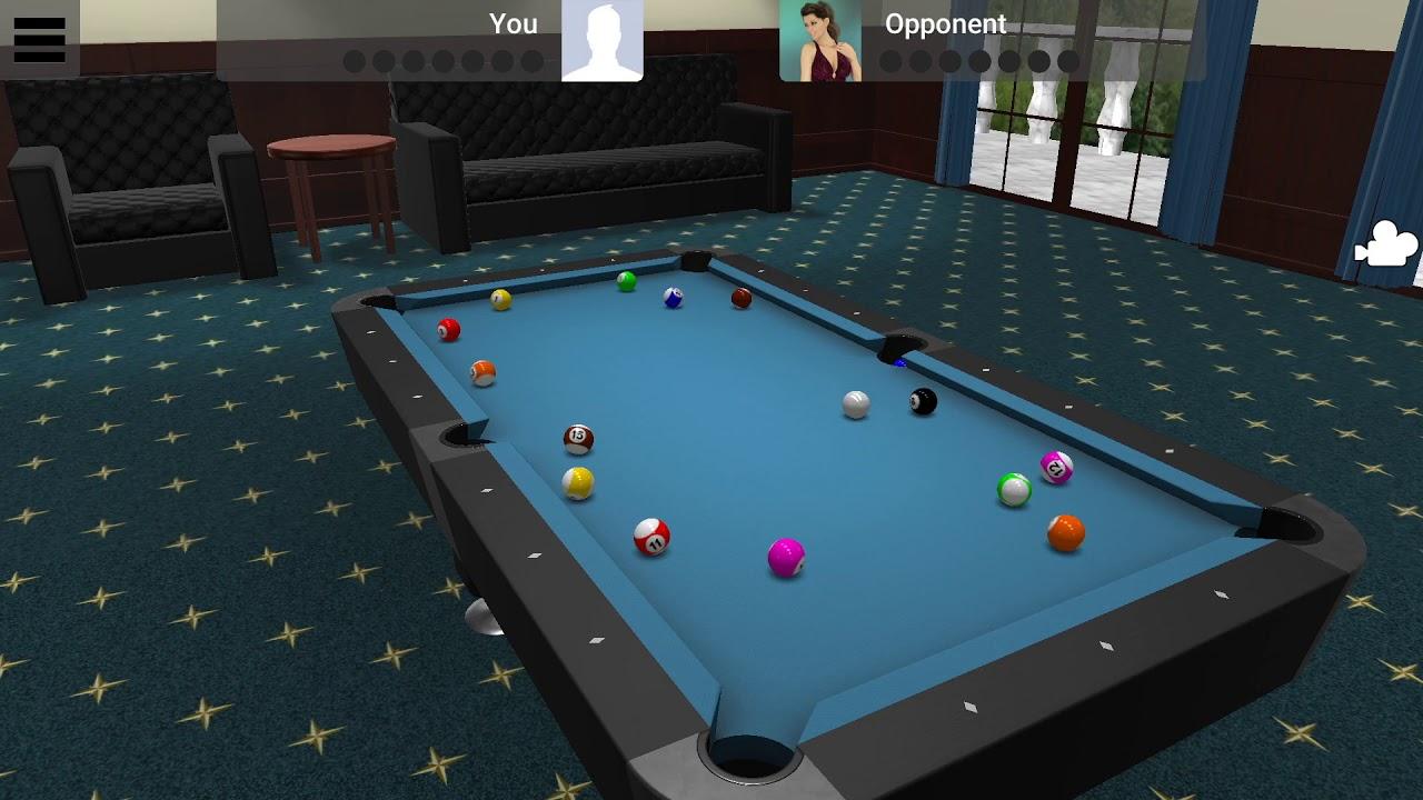 Online Pool 8 Ball