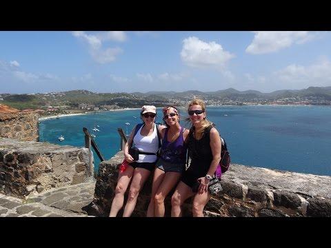 Pigeon island, St.Lucia Island, Caribbean HD