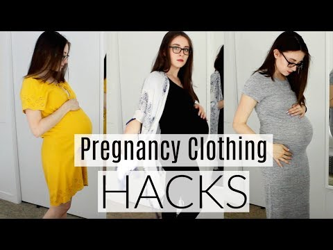 MONEY SAVING Maternity Clothing Hacks || LoeppkysLife