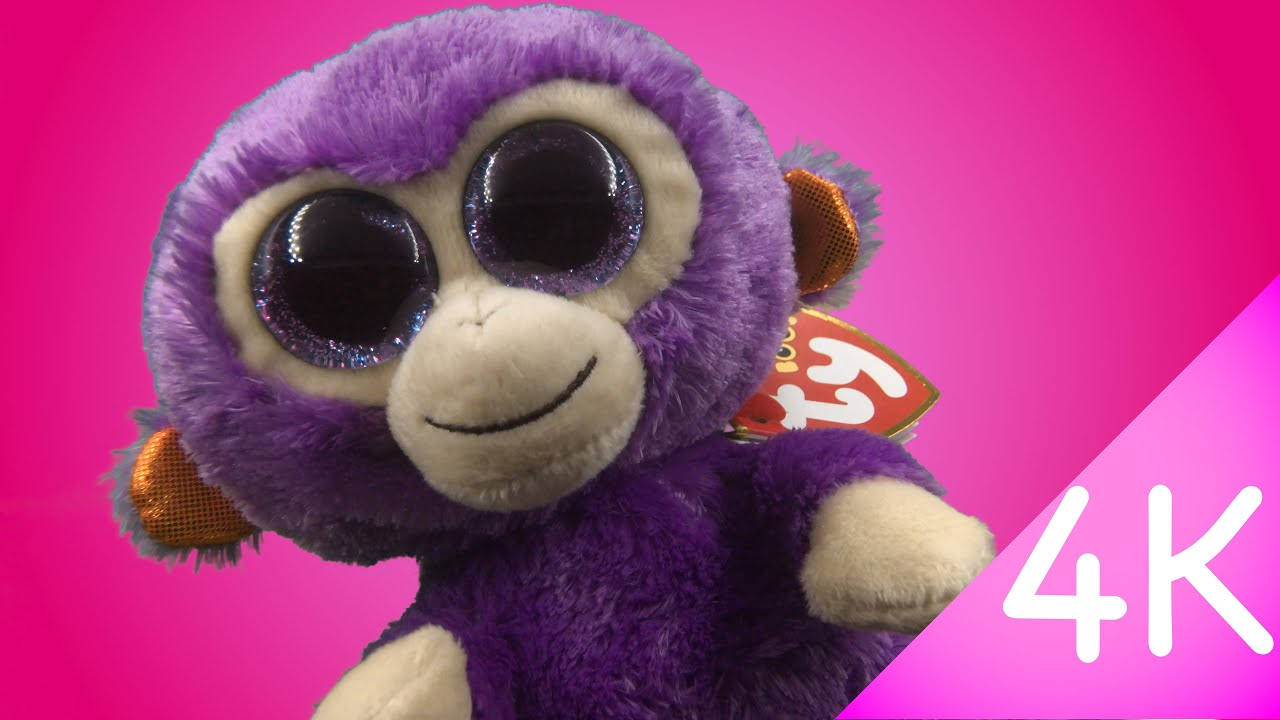 a7acdebd473 Ty Beanie Boos - Grapes 4k - YouTube