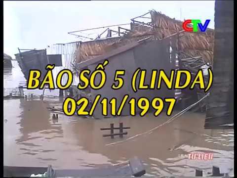 Bão số 5 (Linda) ngày 02/11/1997