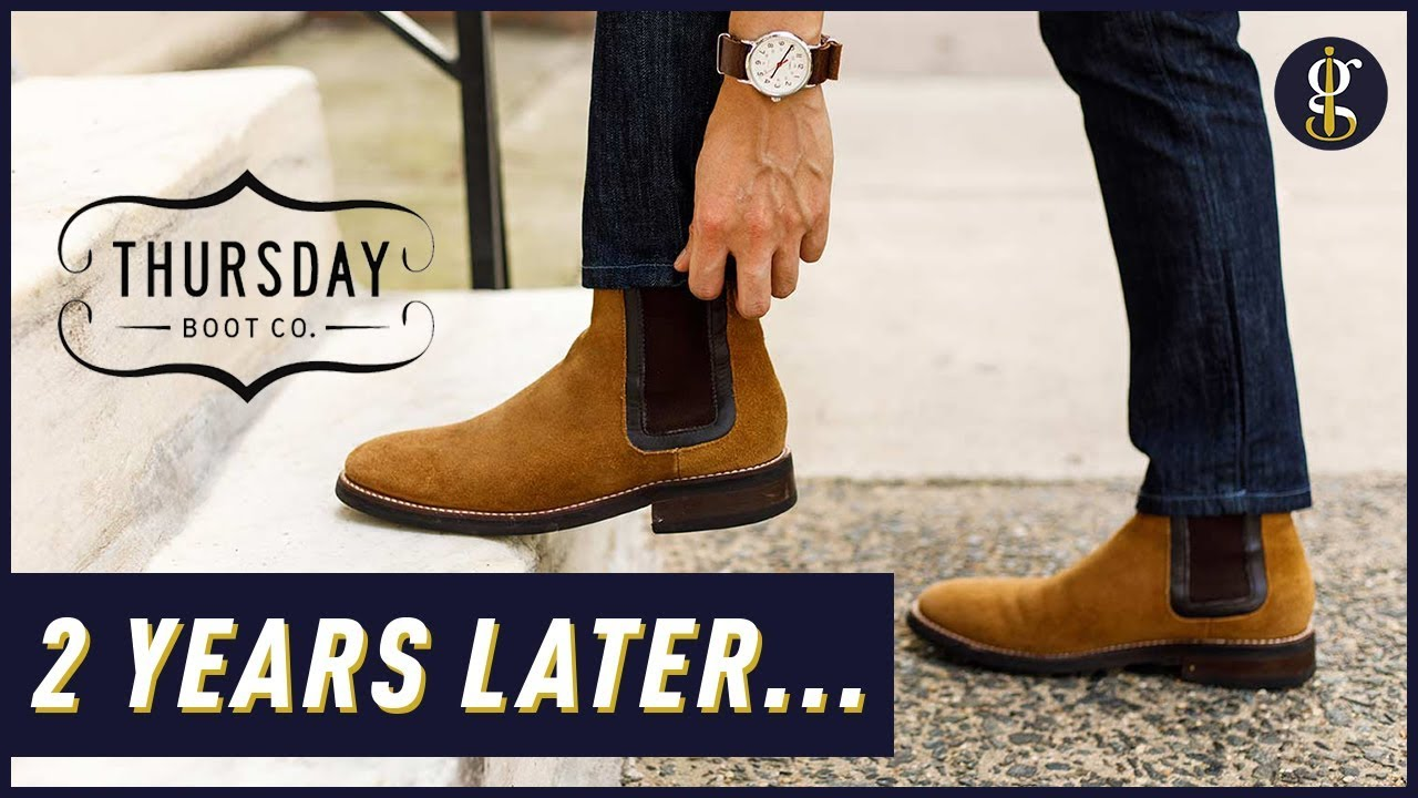 b27810b0908 THURSDAY BOOTS REVIEW | 2 Years Wearing The President, Captain & Duke