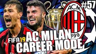 FIFA 19 | AC MILAN CAREER MODE | #57 | CHAMPIONS LEAGUE FINAL vs. ATLETICO MADRID!