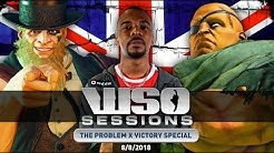 WSO Sessions 08/08/18 - EVO Champ Problem X Interview Special with G & Sagat