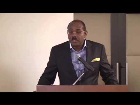 Antigua and Barbuda Delegation visit to Dubai