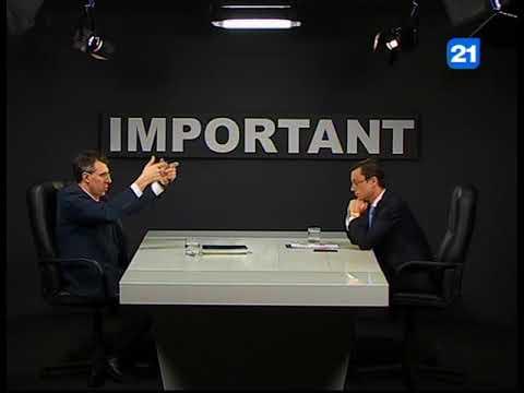 "Dorin Chirtoacă la emisiunea ""IMPORTANT"" 19.02.2018"