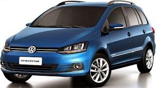 REVELADA R$ 58.590-R$ 73.190 Volkswagen Spacefox 2015 & Space Cross 2015 101 cv-120 cv