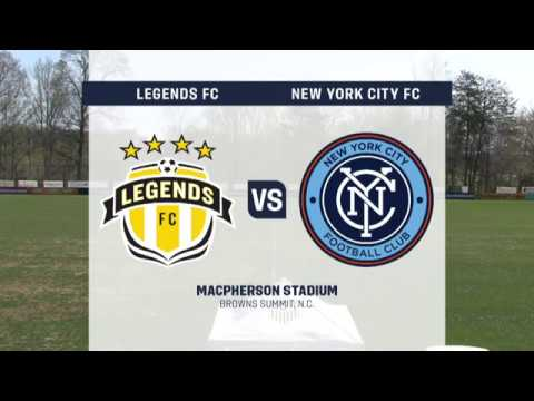 Girls' Development Academy Spring Showcase: U-16/17 Legends FC vs. New York City FC