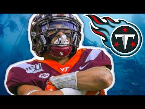 NO RISK NO REWARD: Tennessee Titans Draft Recap